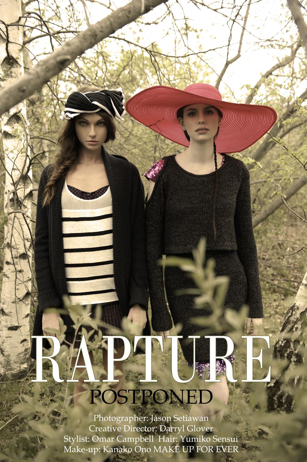 Caycee Black Editorial Fashion Design