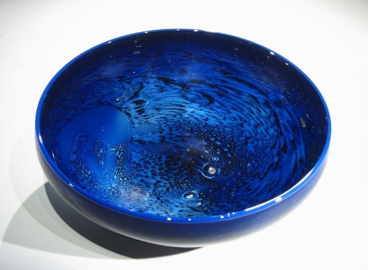 Blue New Mexico Bowls