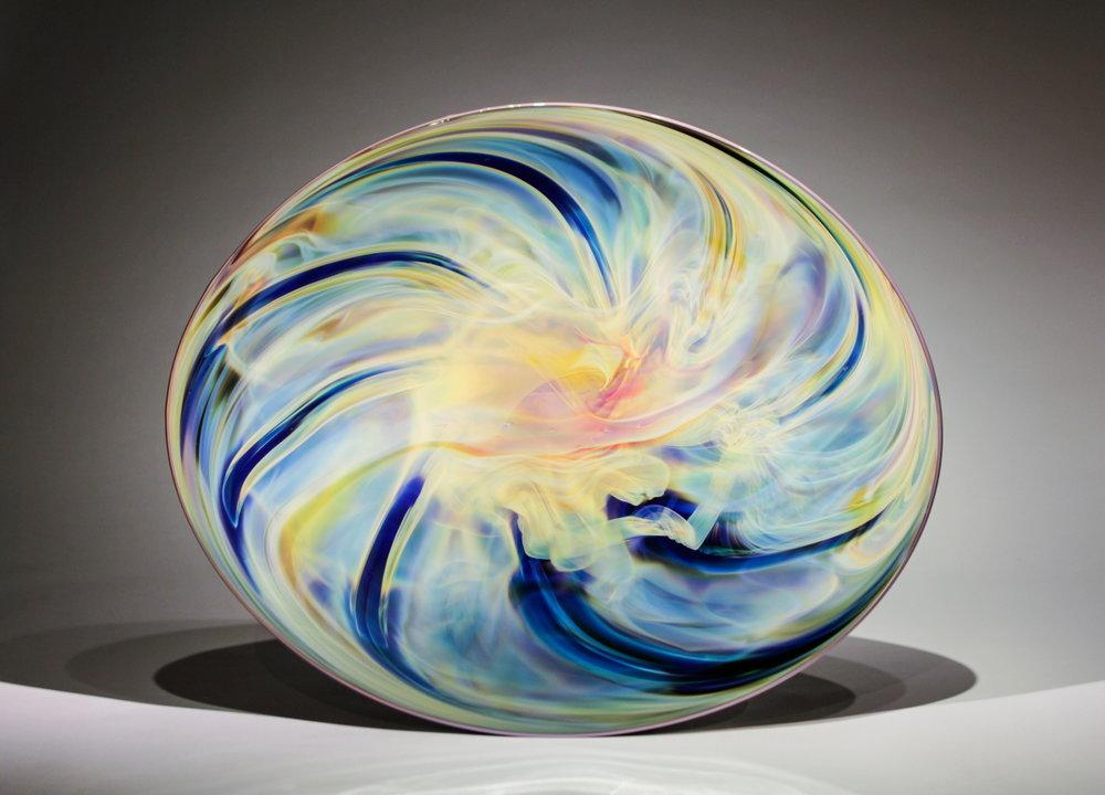 Time Warp Oval Platter