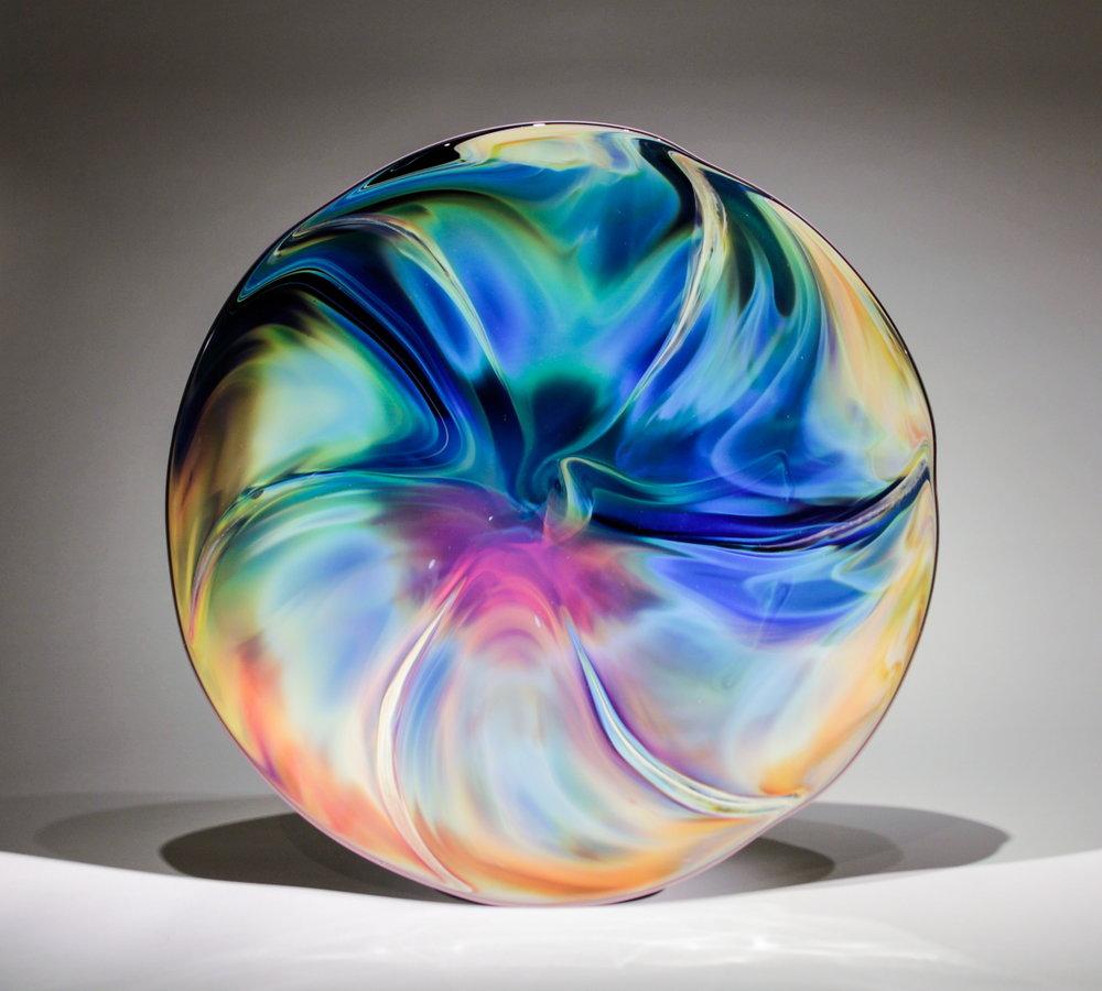 Optic Corona Platter
