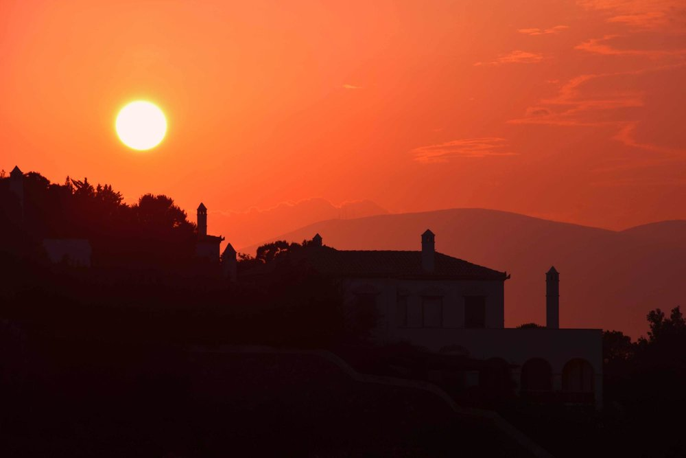 Spetses i Hellas -