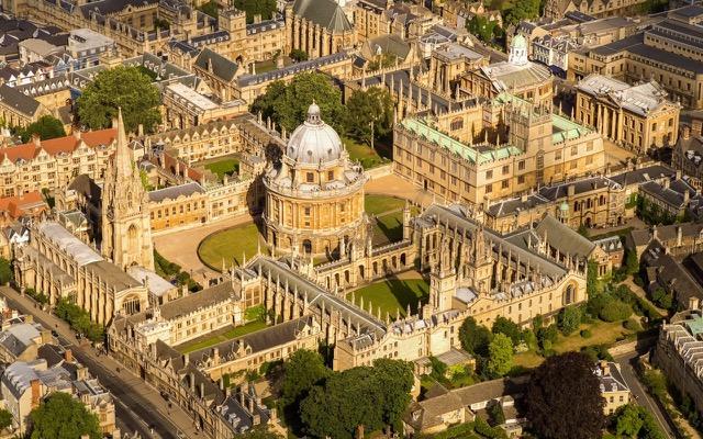 Opplev høsten i Oxford -