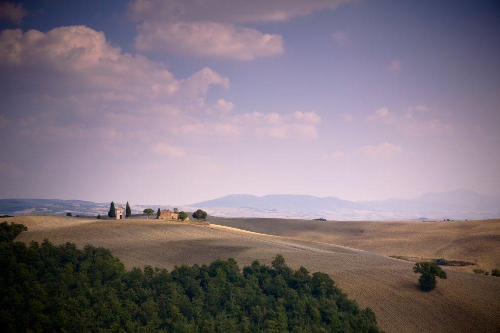 Opplev fantastiske Toscana! -