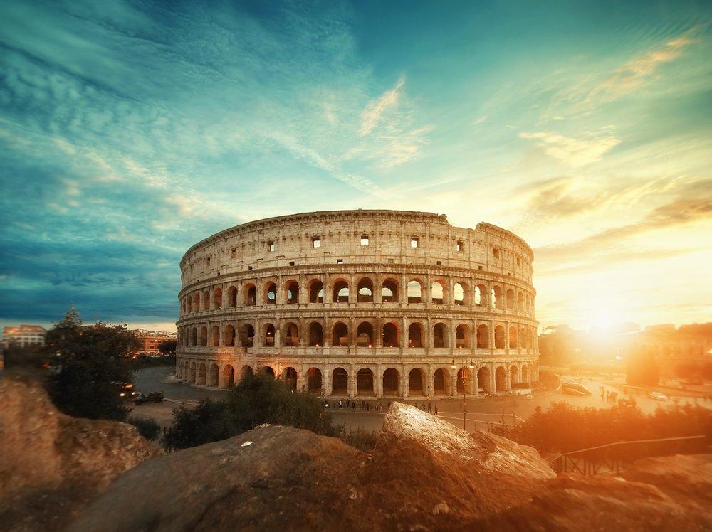 Herlig weekendreise til Roma -