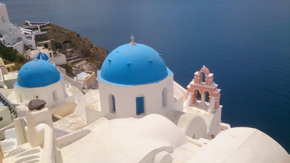 Reis med oss til Hellas! -