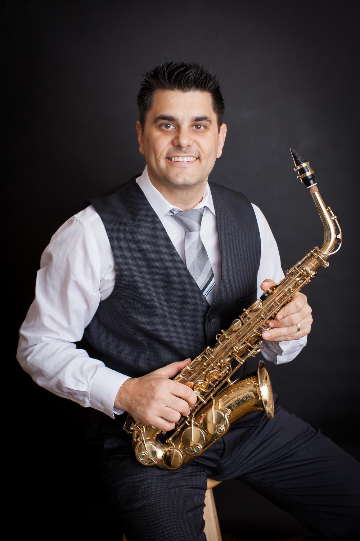 Marino Bragino Saxophone & Flute