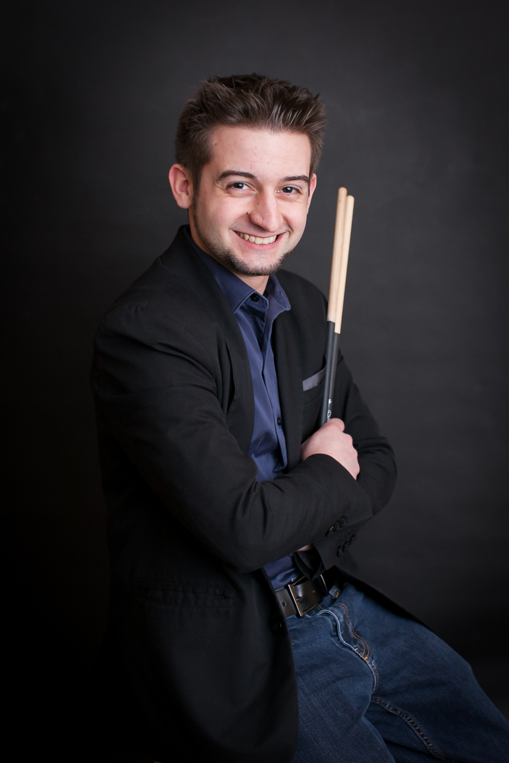 Justin Scheidling Percussionist
