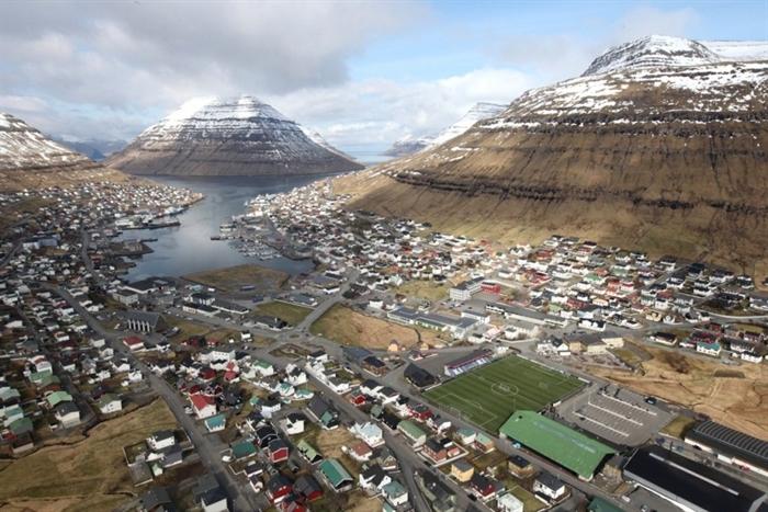 Á heimasiðuni hjá Klaksvíkar Kommunu boða tey frá byggiverkætlanum í miðbýnum: