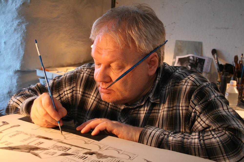 Jan Andersson tók myndina