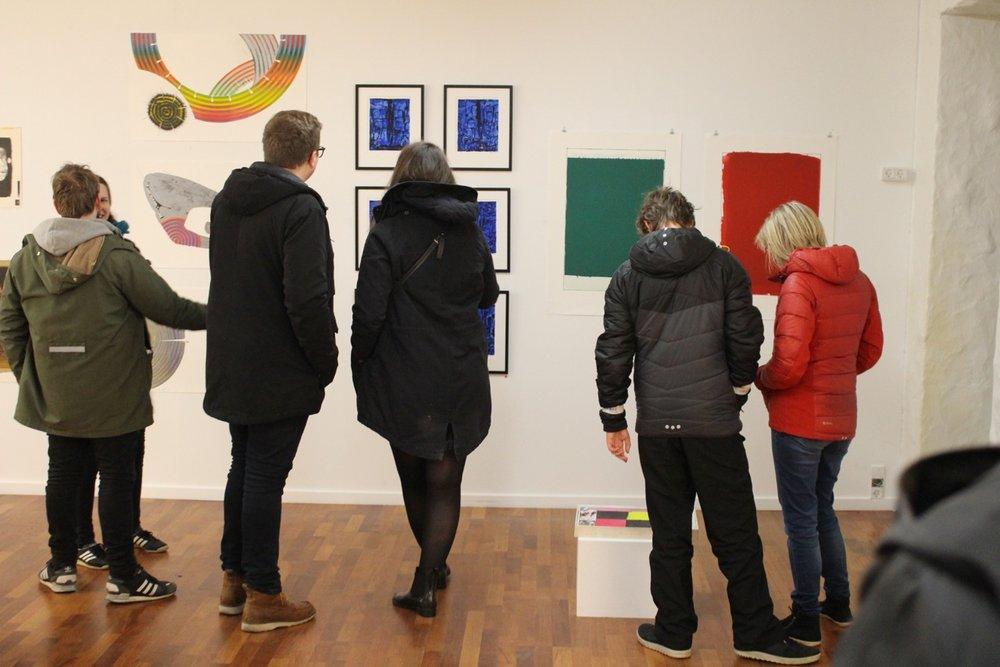 Fra udstillingen