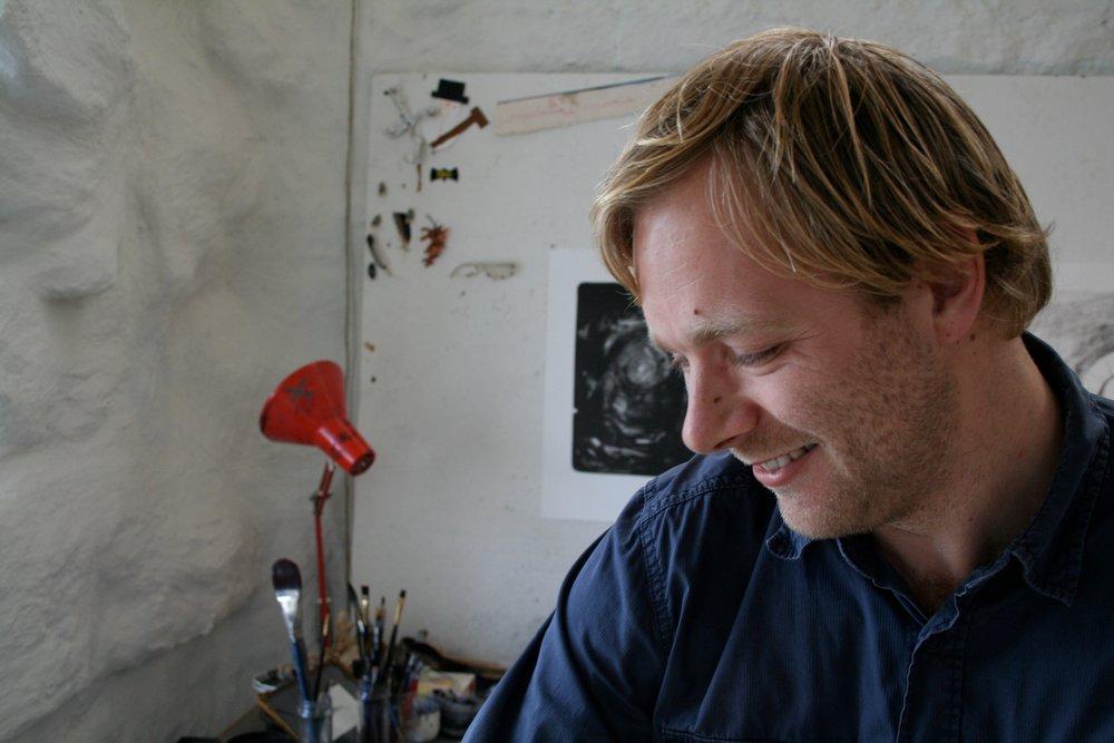 Bárður Oskarsson - Foto Jan Andersson