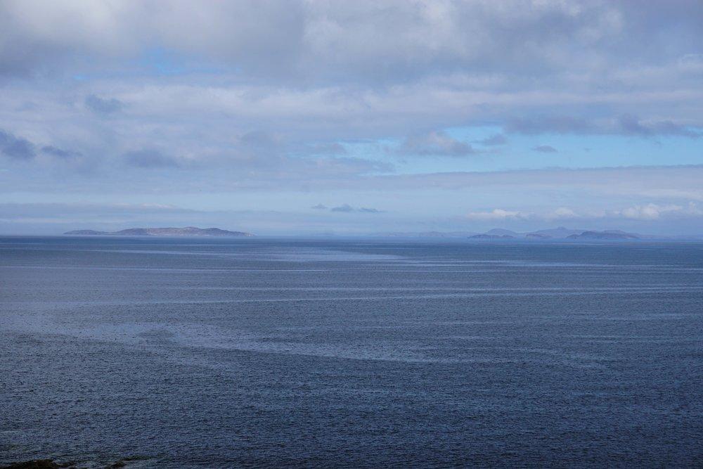 Isle of Ewe, I believe.
