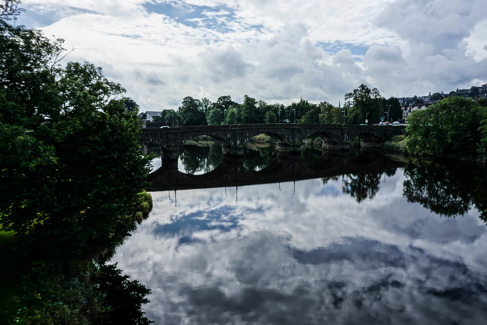 The other bridge in Stirling