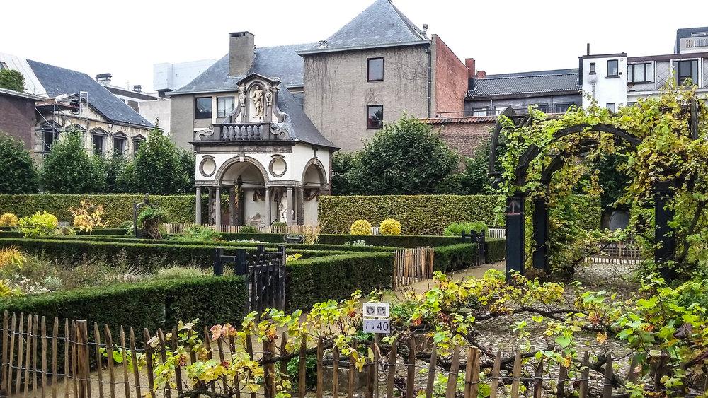 Reubens garden