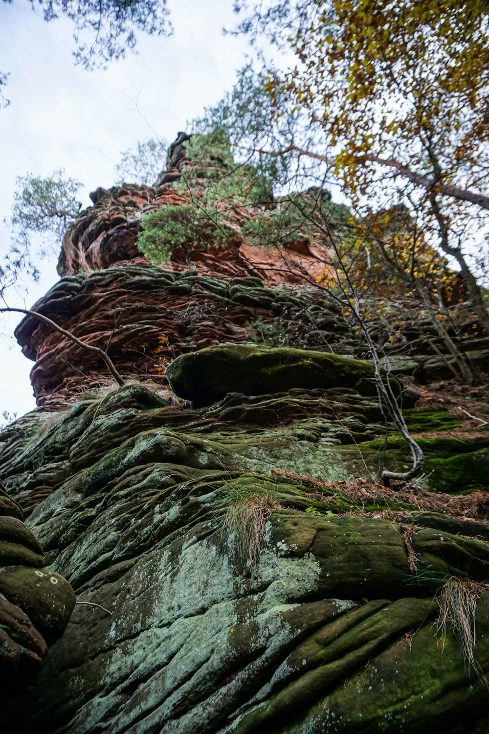 Fun rock formations