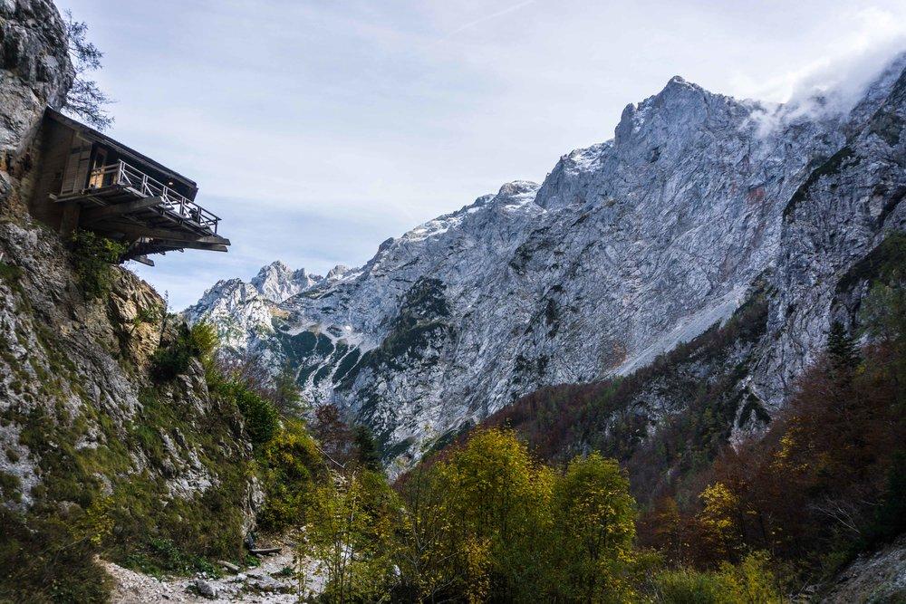 Grintovec Peak