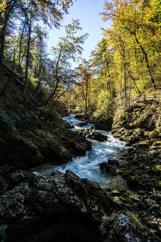 Vintger Gorge