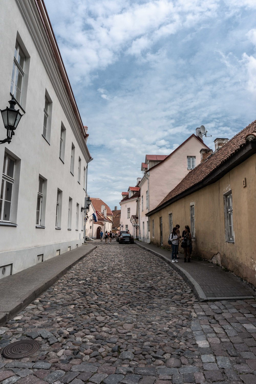 Cobblestone Streets
