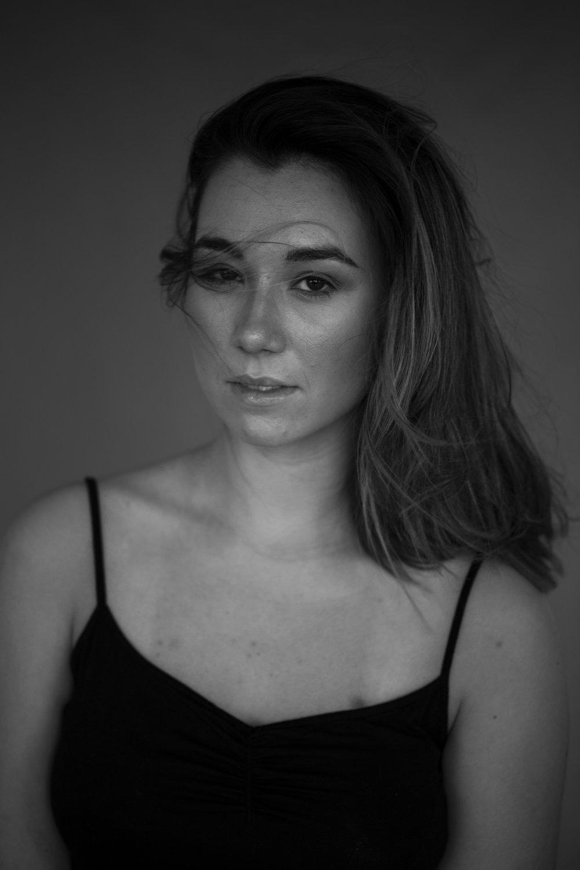 Emotive portrait of Holly