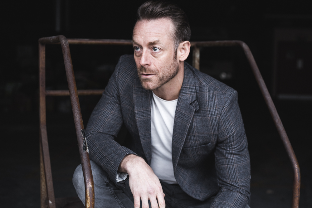 Actor headshot Bristol