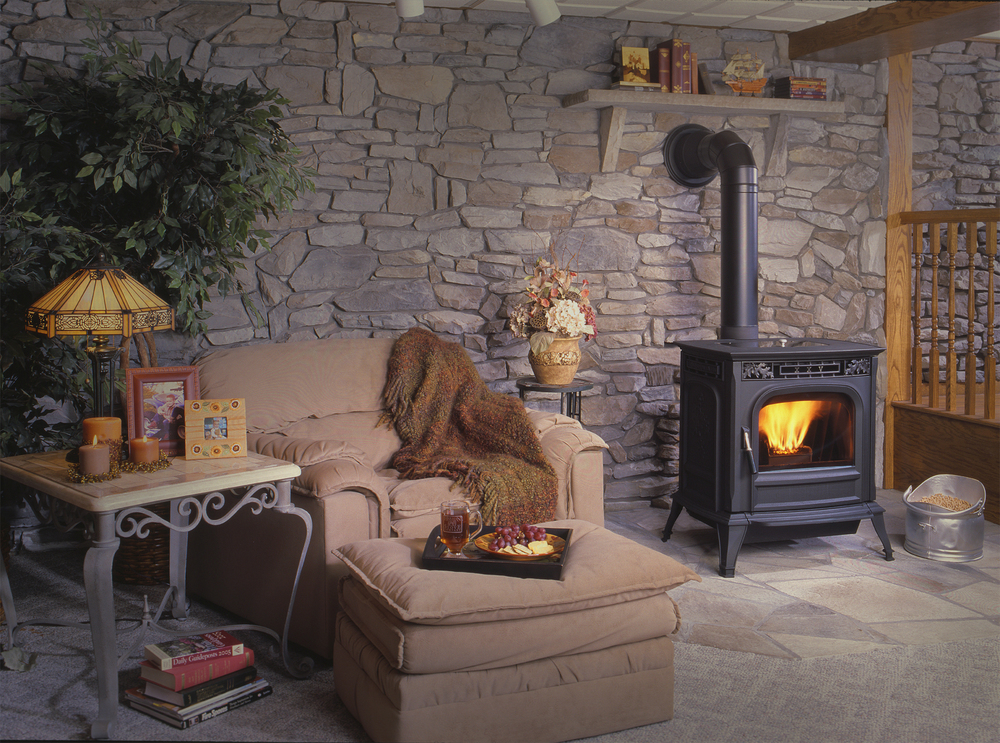 Freestanding Pellet Stoves are Traditional Styled Pellet Burning units with many various styles.