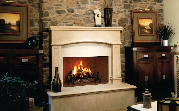 IHP Astria Wood Fireplaces — Valley Fire Place Inc.