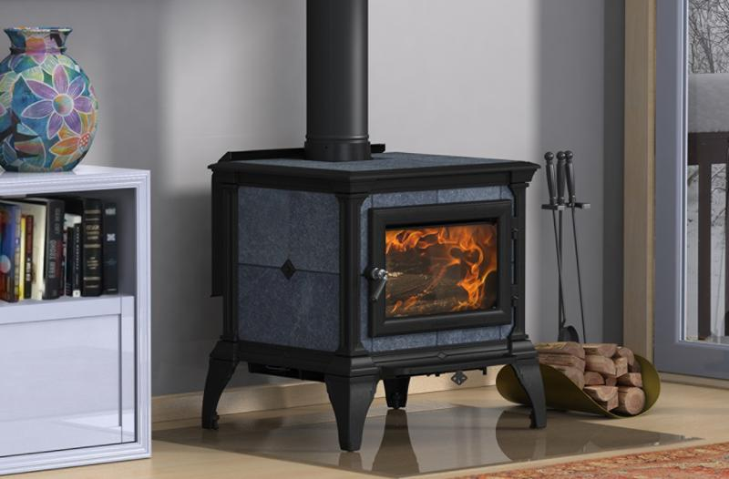 Castleton 8030 - Hearthstone Freestanding Wood Stoves €� Valley Fire Place Inc.