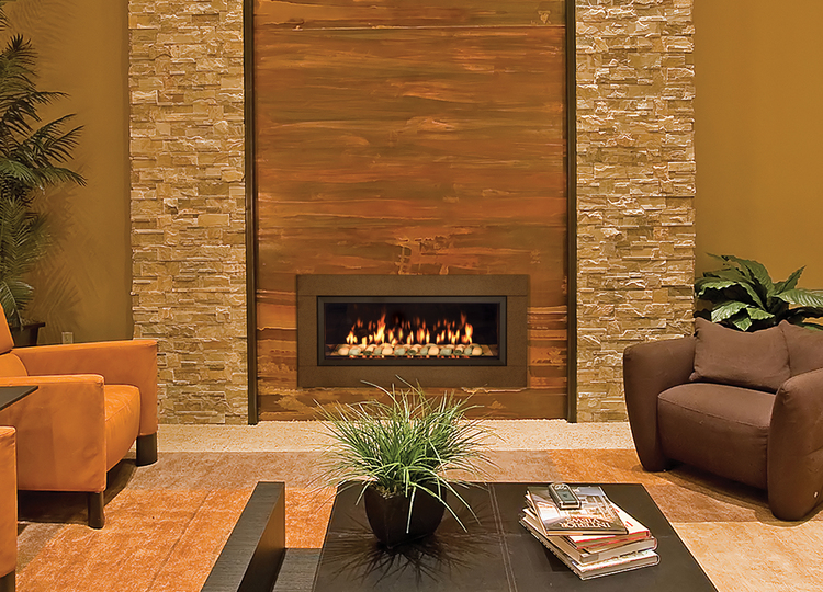 town & country contemporary gas fireplaces — valley fire place inc.