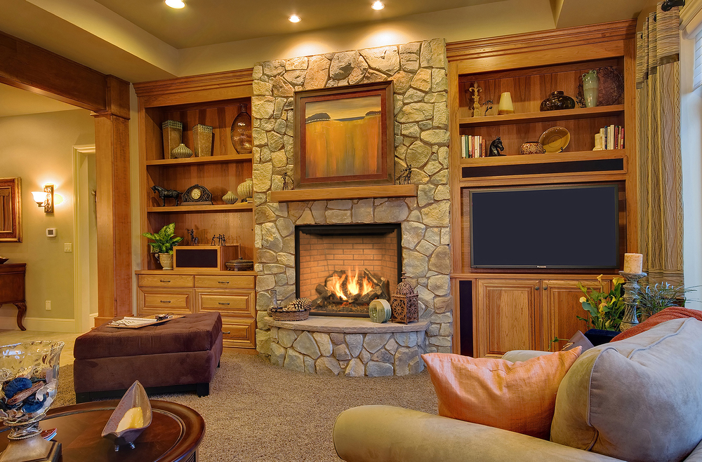 Town & Country Traditional Gas Fireplaces
