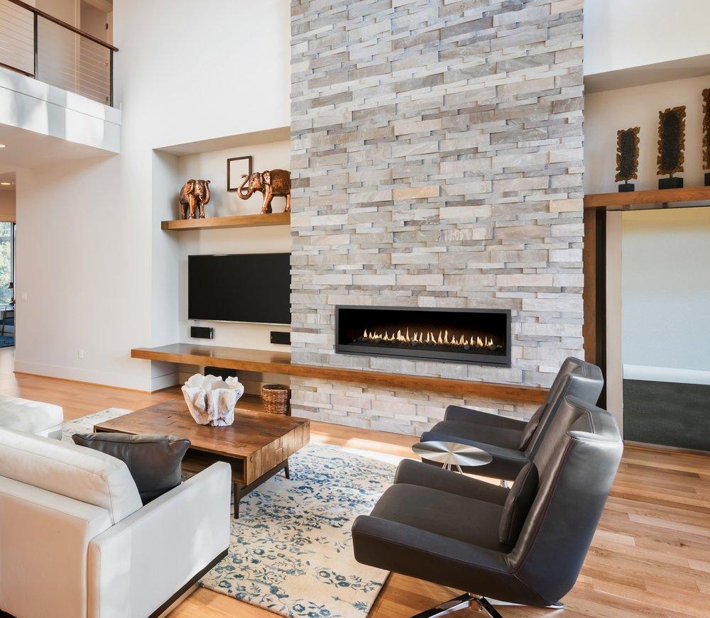 Fireplace Xtrordinair's Contemporary Gas FIreplaces