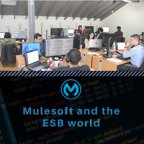 My First steps with Mulesoft and the ESB World — Admios