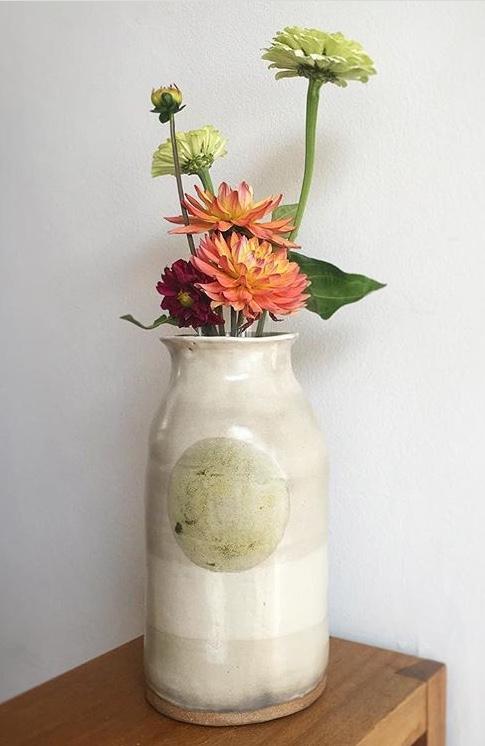 Moon Jug Vase