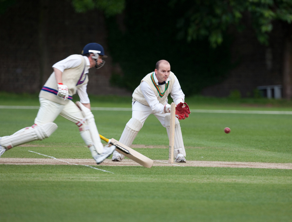 Slaughter and May LLP cricket day