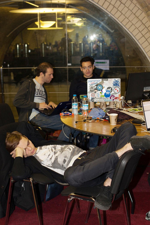 London 24 hour Hackathon