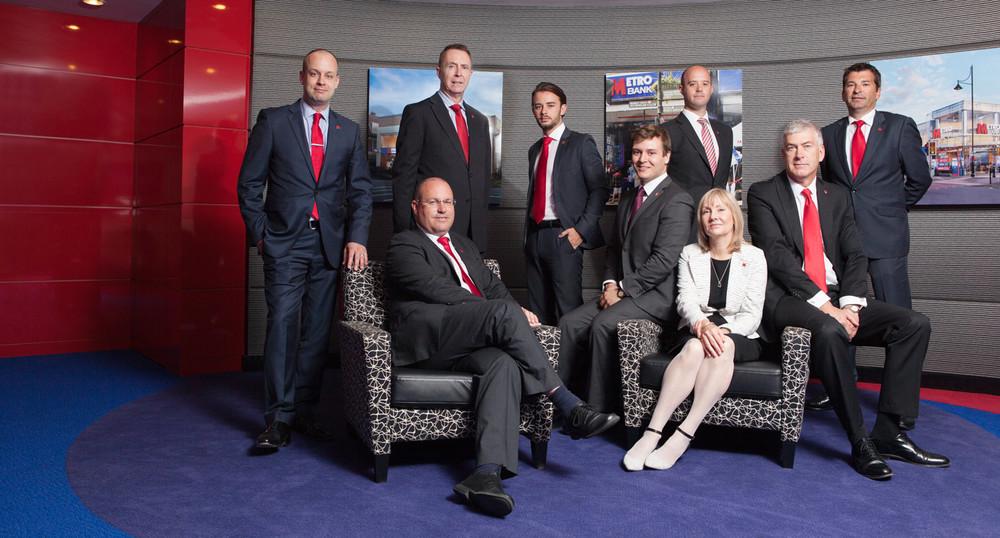 Metro Bank Finance Team