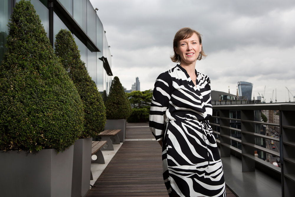 Susan Bright managing Partner at Hogan Lovells LLP
