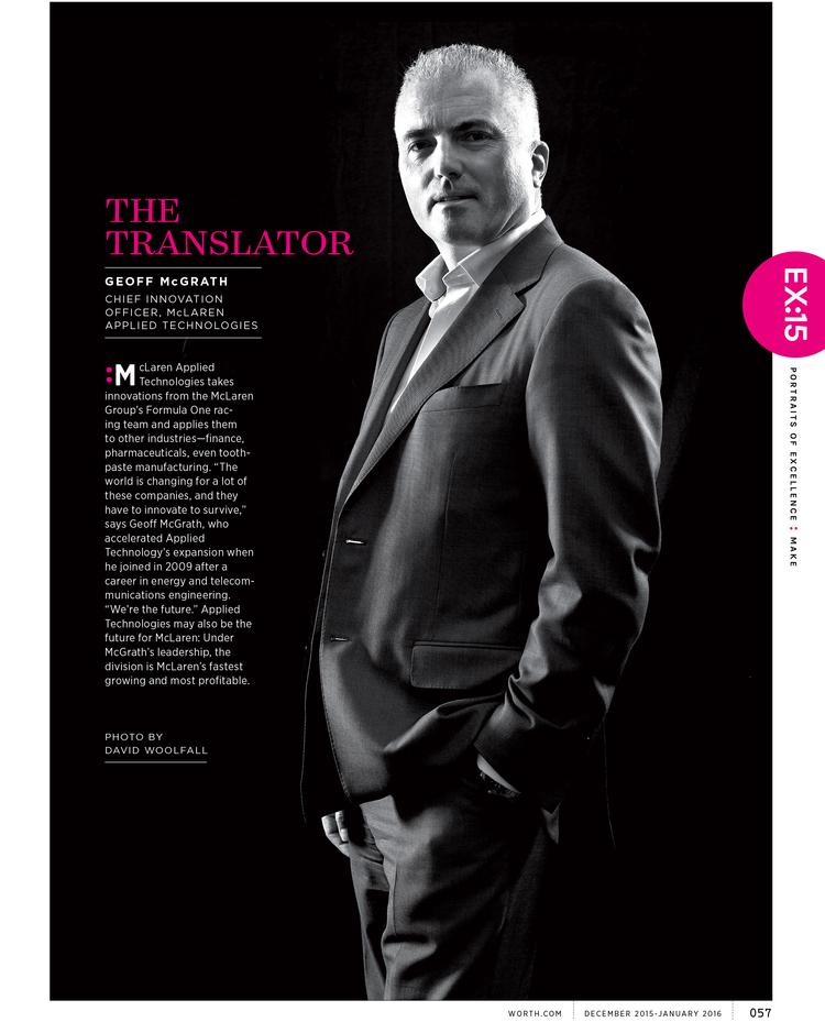 Geoff McGrath for Worth Magazine