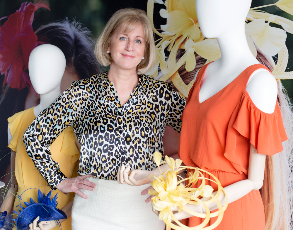 Michelle Maynard-Chief people officer at House of Fraser