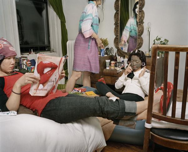 """Satomi Shirai, """"Pack."""" Digital C-print: #1/5. 20"""" × 24"""", 2009."""