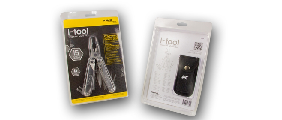 One Fix partnered with King Innovations to make the original  I-tool.