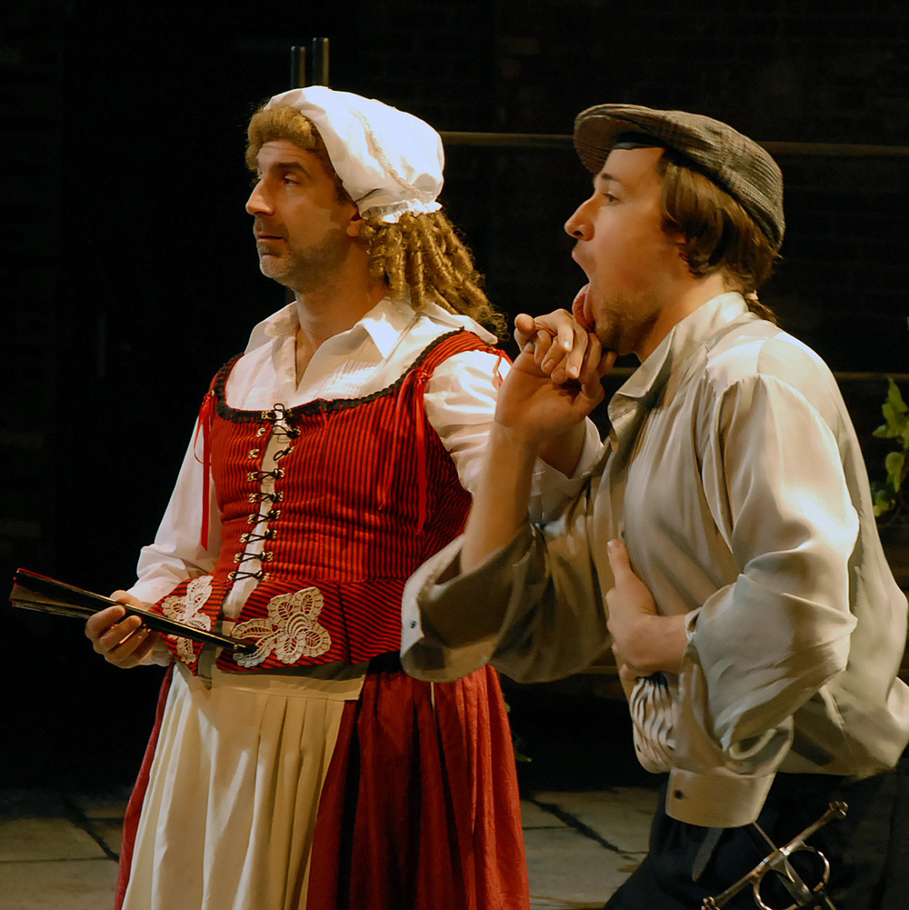 <i>Romeo & Juliet</i>, Actor Shakespeare Company, with Timur Kocak. Photo by Boyle Image