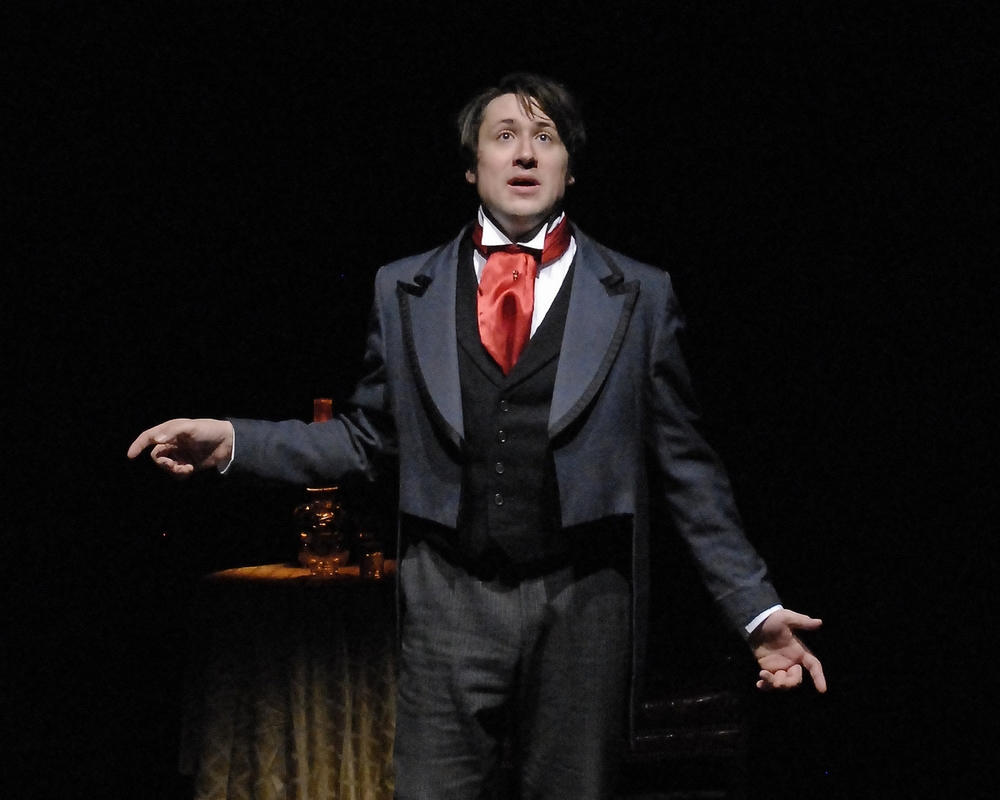 <i>A Christmas Carol</i>, Actors Shakespeare Company Photo by Boyle Image