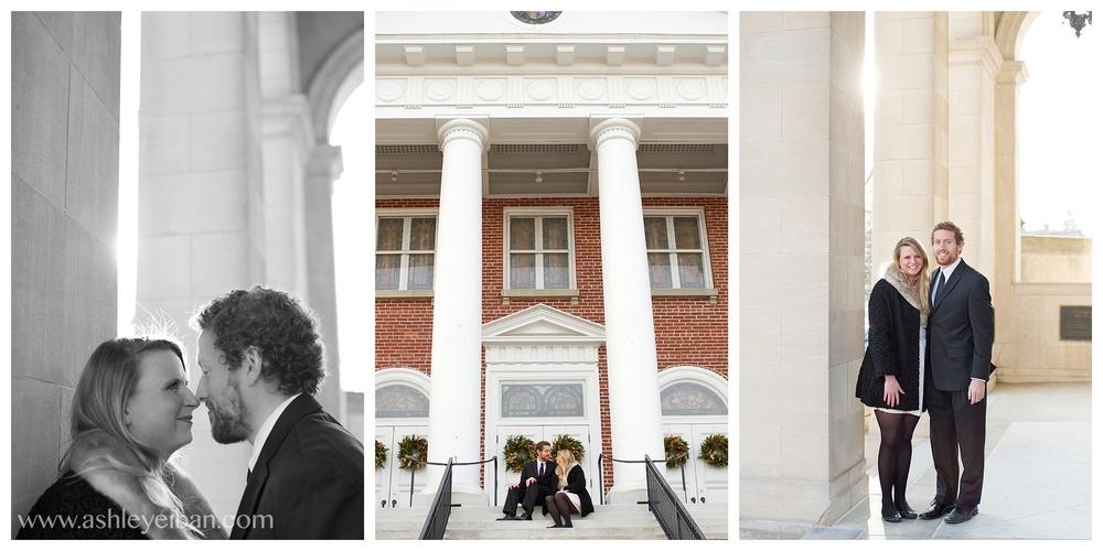 Wedding Photographer Lynchburg, Virginia // www.ashleyeiban.com // Ashley Eiban Photography
