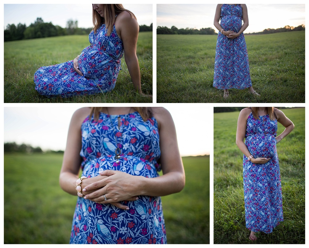 Lynchburg, Virginia Photographer | Family and Maternity Photographer | Ashley Eiban Photography | www.ashleyeiban.com