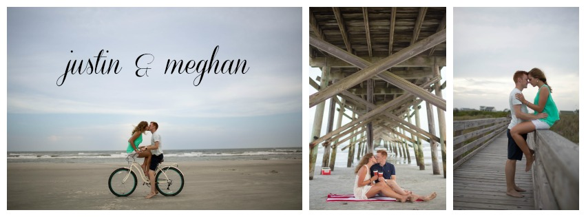Sunset Beach Wedding Photographer || Sunset Beach, NC Photographer || Ashley Eiban Photography || www.ashleyeiban.com