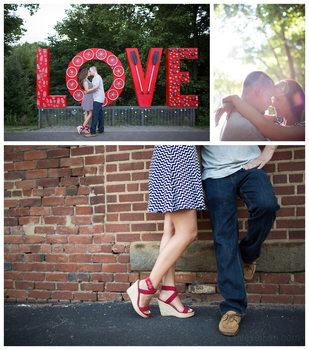 Lynchburg, Virginia Wedding & Portrait Photographer || Ashley Eiban Photography || www.ashleyeiban.com