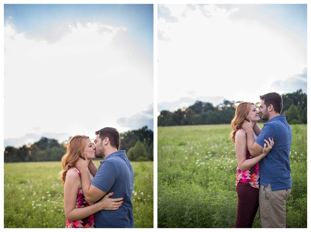 Lynchburg Virginia Wedding and Engagement Photographer, Save the Date Photography, Ashley Eiban Photography, www.ashleyeiban.com