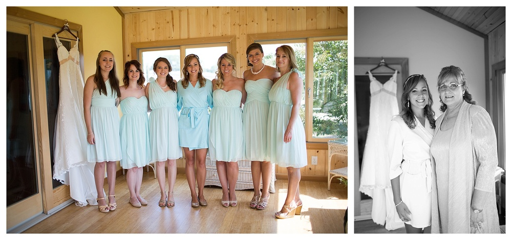 Bridal Party || Nassau Valley Vineyard Wedding || Lewes, DE Wedding || Vineyard Wedding || Ashley Eiban Photography || www.ashleyeiban.com