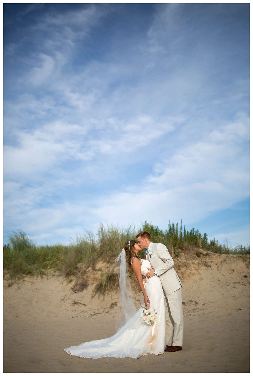 Nassau Valley Vineyard Wedding || Lewes, DE Wedding || Vineyard Wedding || Beach Wedding || Ashley Eiban Photography || www.ashleyeiban.com