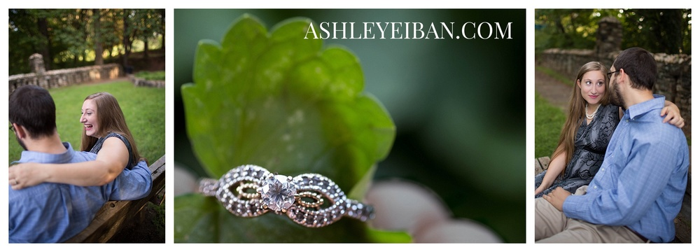 Lynchburg Virginia Wedding & Portrait Photographer || Ashley Eiban Photography || www.ashleyeiban.com